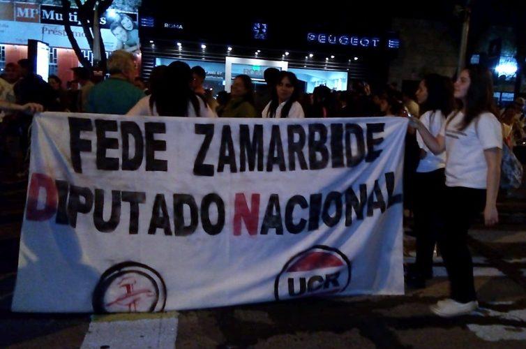 Federico Zamarbide del FCM será Diputado Nacional