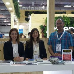 Mendoza llevó oferta turística a la feria internacional Abav de San Pablo