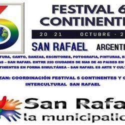 Festival 6 Continentes Arte y cultura