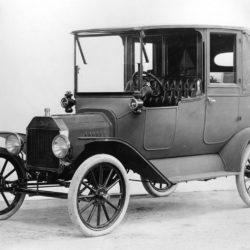 Así fabricaban los neumáticos en 1922