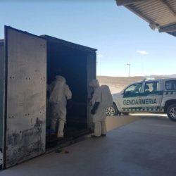 Mendoza: incautaron 1.300 litros de precursores químicos