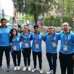 Argentina: 6 medallas en los Juegos Suramericanos de la Juventud
