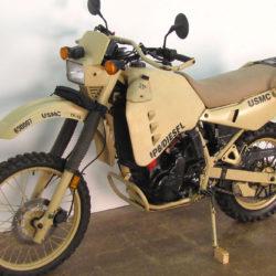 La Kawasaki diésel de los Marines de EE.UU.