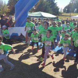 Maratón a beneficio del Hospital Schestakow