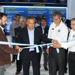 Neumáticos Mariano Acosta inauguró 1º Autocentro Good Year