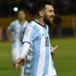 Por Messi: Argentina directo a Rusia