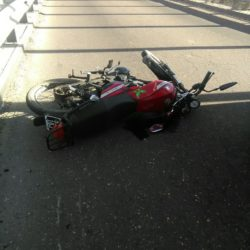 Choque en Puente Nuevo