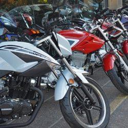 Mendoza: donde más crece la venta de motos (18.920 unidades en 2017)