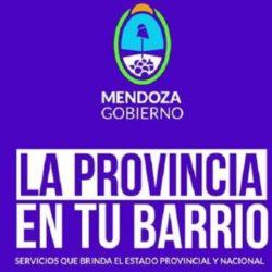 La Provincia en tu Barrio suspendido por inclemencias del tiempo