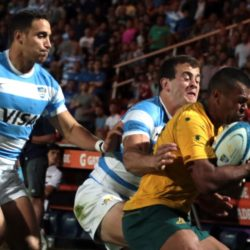 Los Pumas perdieron ante Australia en Mendoza