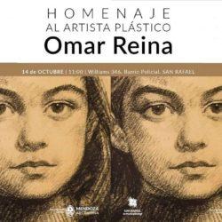 Homenaje a Omar Reina