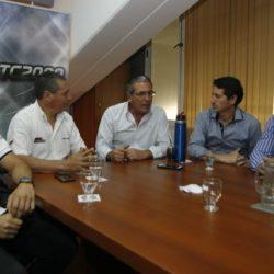 Presentaron oficialmente la carrera del TC 2000