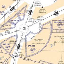 Espacio aéreo argentino: ya sin restrinciones para la aviación civil