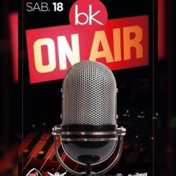 El boliche Bk realiza un evento especial para trabajadores de los medios de comunicación