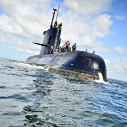 En estas frecuencias podés ayudar a buscar el submarino