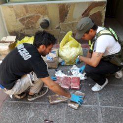 """""""Narco encomiendas"""": desarticularon organización criminal que operaba en Corrientes, Córdoba, Mendoza y Chaco"""