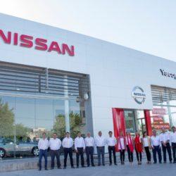 Yacopini Mirai es el nuevo Agente Nissan Argentina en Mendoza