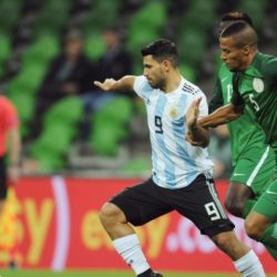 Argentina goleada por Nigeria