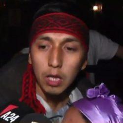 Liberaron a los Mapuches detenidos