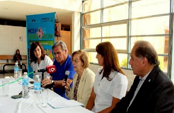 Hospital Schestakow: ampliarán servicios de kinesioterapia y pediatría