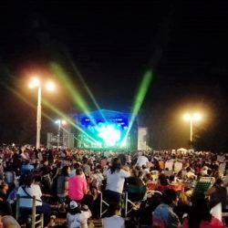 Fiesta del Turismo y el Vino: multitudinario cierre con Miranda