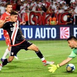 River jugó en Mendoza y es finalista de la Copa Argentina
