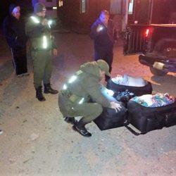 Un sanrafaelino entre los Policias involucrados en contrabando