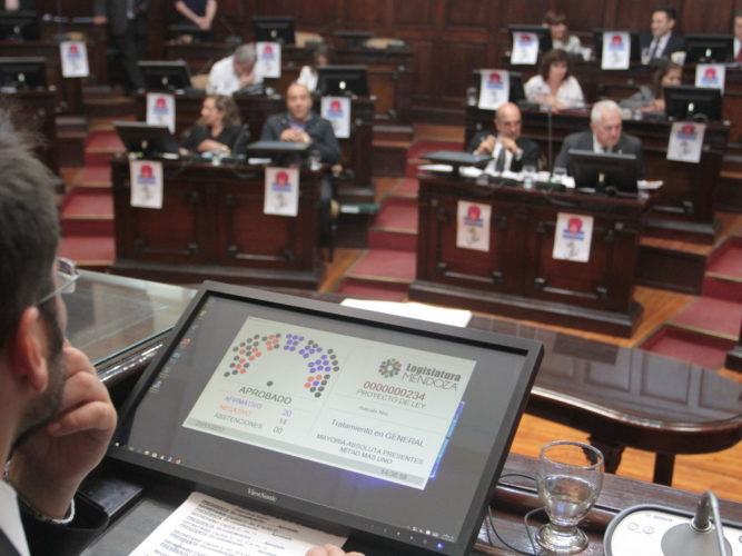 El Senado aprobó la ampliación de la Corte