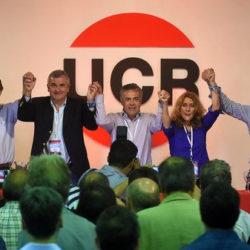 Alfredo Cornejo es el nuevo presidente de la UCR