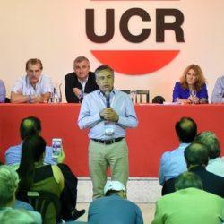 """Alfredo Cornejo: """"El radicalismo necesita influir más en Cambiemos"""""""