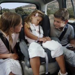 Nueva Ley de Seguridad Vial: es una falta gravísima no usar el cinturón en todas las plazas del auto