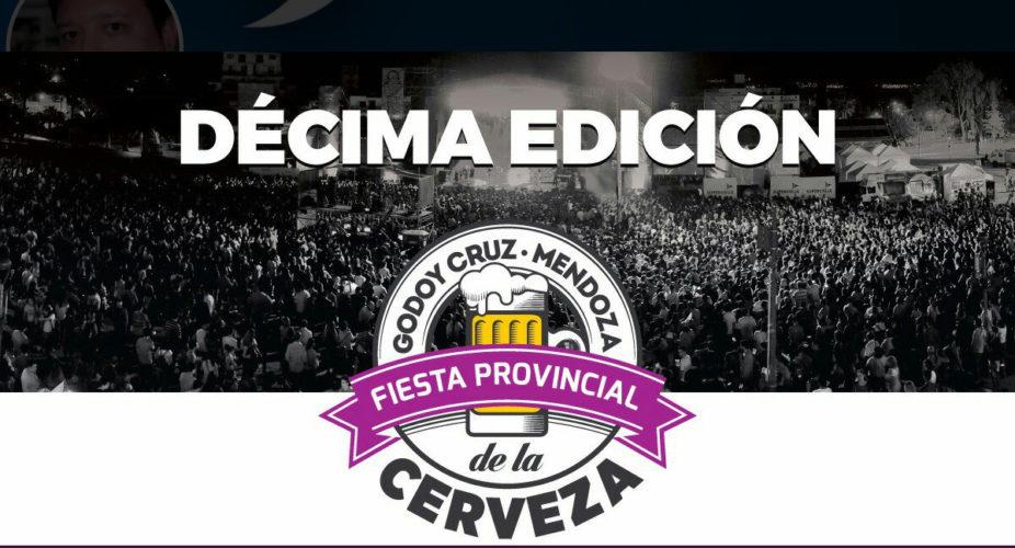 Miles de personas participarán de la X edición de la Fiesta de la Cerveza