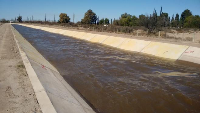 Atuel: ¿Qué dice Irrigación sobre el agua?