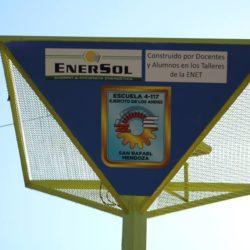 Promueven instalar sombrillas solares