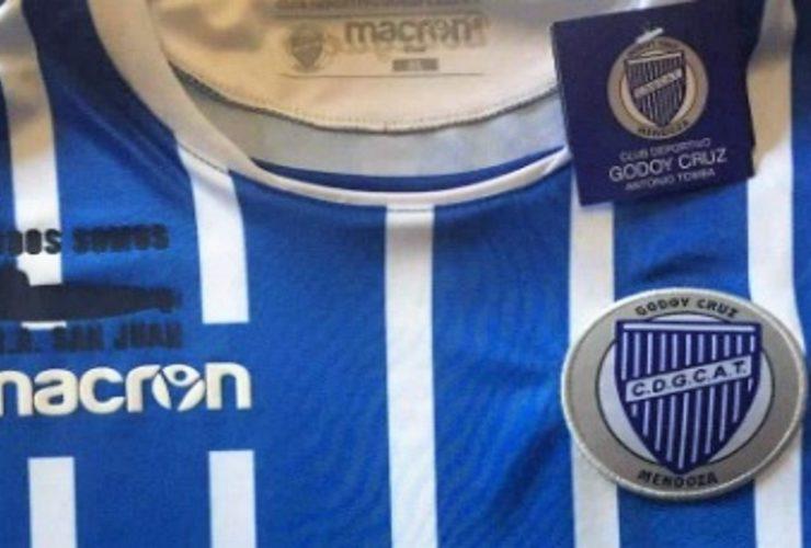 El Tomba usará camiseta en homenaje al ARA San Juan
