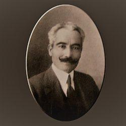 Juan Canadé: Fundador y Presidente de la Cámara de C.I. y A.