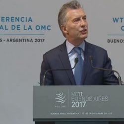 Cumbre de la OMC: críticas al proteccionismo de EE.UU.