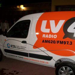Retiros involuntarios en LV4 Nacional San Rafael