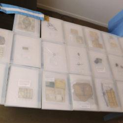 Malvinas: entregarán objetos hallados en los cuerpos identificados