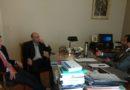 Senadores Barcudi y Sat se reunieron con el Fiscal de Estado