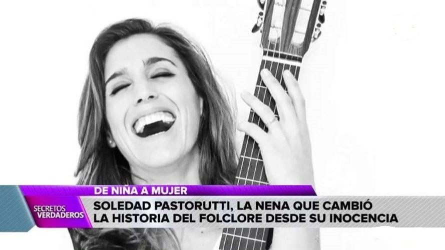 """Soledad Pastorutti: el """"Huracán de Arequito"""""""