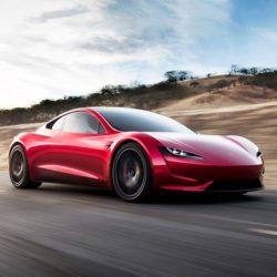 Tesla Roadster 2019:  el coche más rápido del mundo