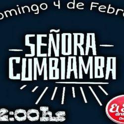 """Señora Cumbiamba en vivo en """"@El Sitio"""""""