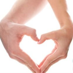 Así se sincroniza el corazón de dos enamorados