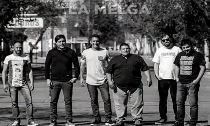 """La Melga presenta su nuevo CD """" Y nosotros los cuyanos"""""""