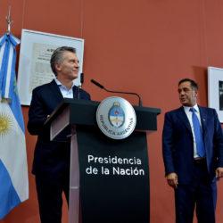 Macri relanzó las becas Progresar