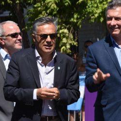 Macri laudó a favor de Portezuelo del Viento