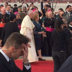 El Papa Francisco ya está en Chile