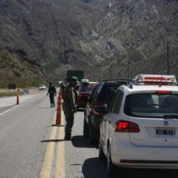 Operativo Papal: es normal el tránsito en Alta Montaña
