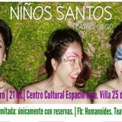 Teatro en Vacaciones de Verano en la Villa 25 de Mayo